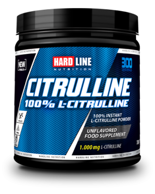 Hardline Citrulline 300 Gr Sitrulin