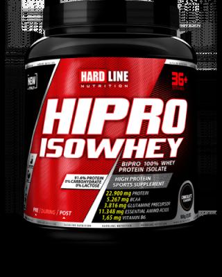 Hardline Hipro Iso İzole Whey Protein 908 gr Çikolata