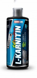 HARDLINE - Hardline L-Karnitin Thermo 1000 ml