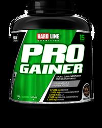 HARDLINE - Hardline Progainer Karbonhidrat 3000 gr