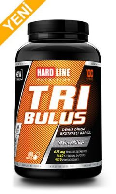 Hardline Tribulus Terrestris 100 kapsul 625 mg
