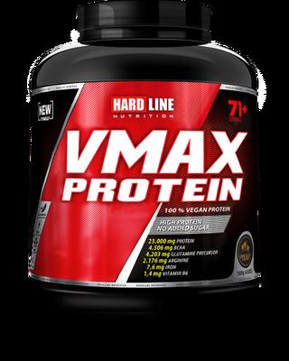 Hardline Vmax Cikolata 2000 Gr Bezelye Proteini Vegan