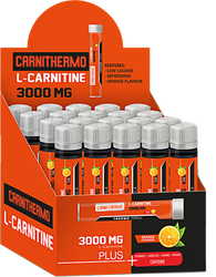 Line Up Nutrition - LineUp Carnithermo l -Carnitine (25ml x 20 shot)