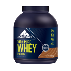 MULTIPOWER - Multipower %100 Whey Protein Tozu 2000 gr Coffee Caramel