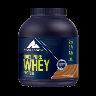 Multipower %100 Whey Protein Tozu 2000 gr Coffee Caramel