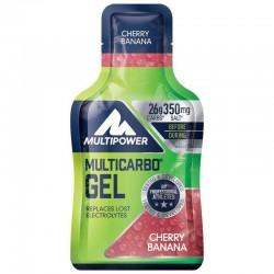MULTIPOWER - Multipower Multicarbo Gel Karbonhidrat 24x40 gr