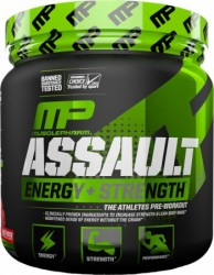 MUSCLEPHARM - Musclepharm Assault Sport 345 gr Fruit Punch