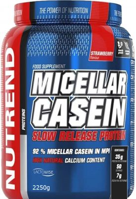 Nutrend Casein Protein Micellar Kazein 2250 Gr