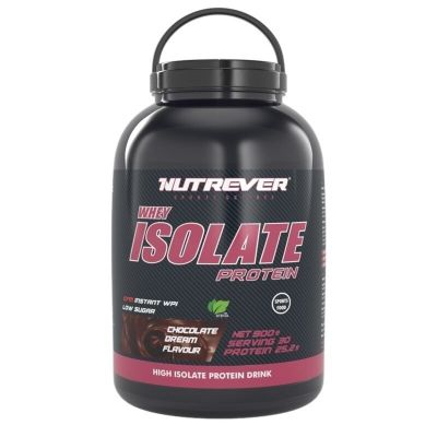 Nutrever Whey Isolate Protein 900 Gr