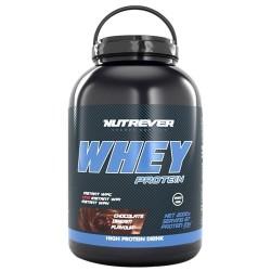NUTREVER - Nutrever Whey Protein 2000 Gr Çikolata