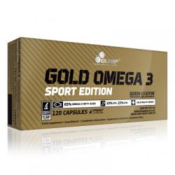 OLIMP - Olimp Gold Omega 3 Sport Edition 120 Kapsül 1000 mg