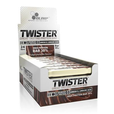 Olimp Twister Hi Protein Bar 60g x 24 adet Tiramisu Aroma