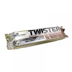 Olimp Twister Hi Protein Bar 60g x 24 adet Tiramisu Aroma - Thumbnail