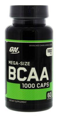 Optimum BCAA 1000 Caps 60 Kapsul Mega Size