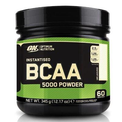 Optimum ON BCAA 5000 Powder 345 gr Aminoasit