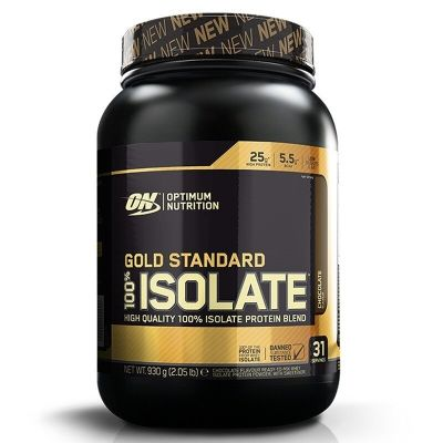Optimum Gold Standard Isolate Protein 930 Gr Çilek