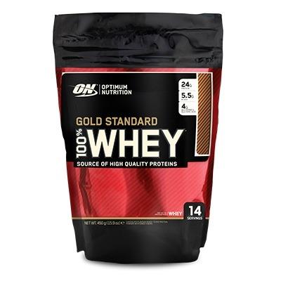 Optimum ON Gold Standard Whey Protein 450 gr Çikolata