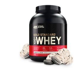 Optimum ON Whey Gold Standard Protein 2273 gram - Thumbnail