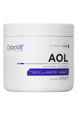 Ostrovit Aol 200 g Arjinin Ornitin Lizin