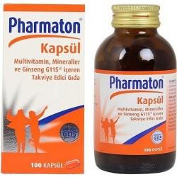 - Pharmaton 100 Kapsul
