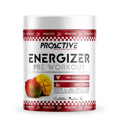 Proactive Nutrition EnerGizer 225 Gram Mango
