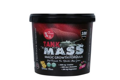Protouch The Tank Mass Gainer 5000 Gr 100 servis