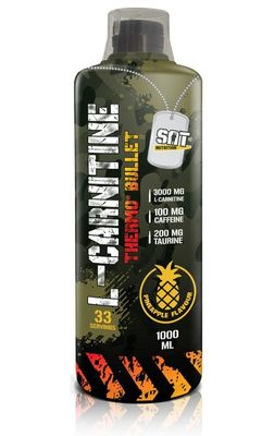 Sat Nutrition L-Carnitine Thermo Bullet 1lt