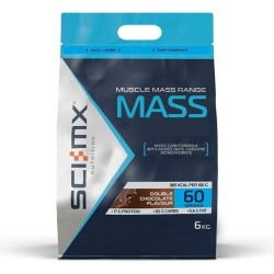 SCI-MX NUTRITION - Sci-Mx Mass 6000 gr