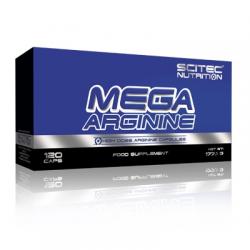 SCITEC - Scitec Mega Arginine HCL 120 Kapsül Saf Arjinin
