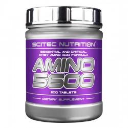 SCITEC - Scitec Nutrition Amino 5600 - 200 Tablet