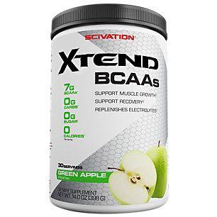 Scivation Xtend 385 gr BCAA Aminoasit Green Apple