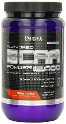 Ultimate BCAA 12000 Powder 457 gr 60 ölçek