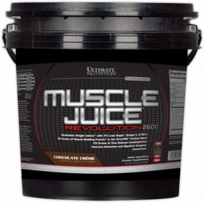 Ultimate Muscle Juice Revolution 5.05 kg Gainer Çikolata