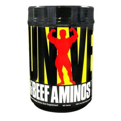 Universal Beef Aminos 400 Tab. Biftek Amino Asit