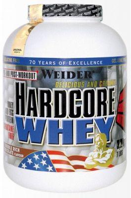 Weider Hardcore Whey Protein 3.2 kg