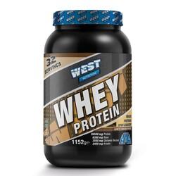 WEST - West Whey Protein Tozu 1152 gr 32 Servis Çikolata