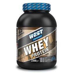 WEST - West Whey Protein Tozu 2300 gr 63 Servis Çikolata