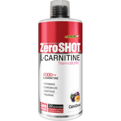 ZeroShot L-Carnitine Thermo Burn Erik 960 ML